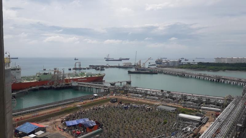 Terminal LPG Tanjung Sekong