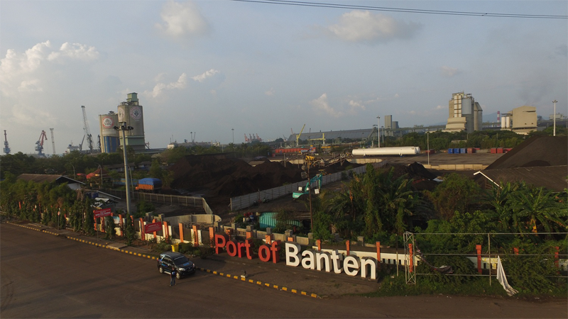 Ciwandan Banten