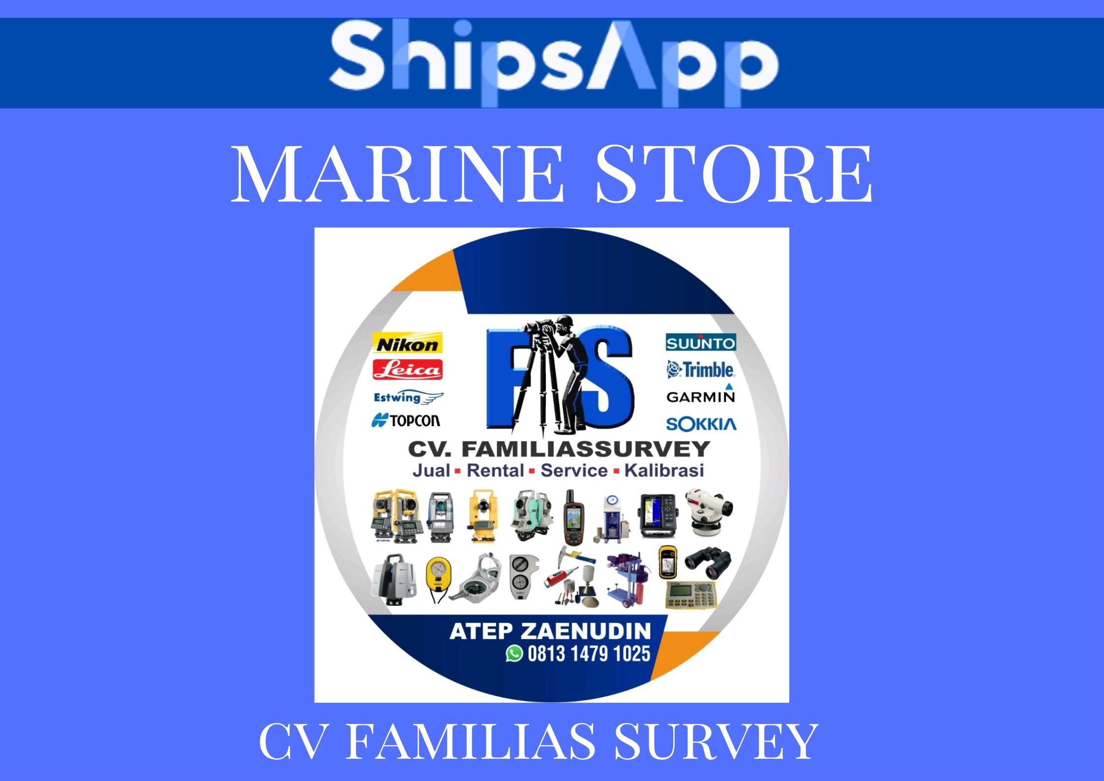 Marine Store CV Familias Survey