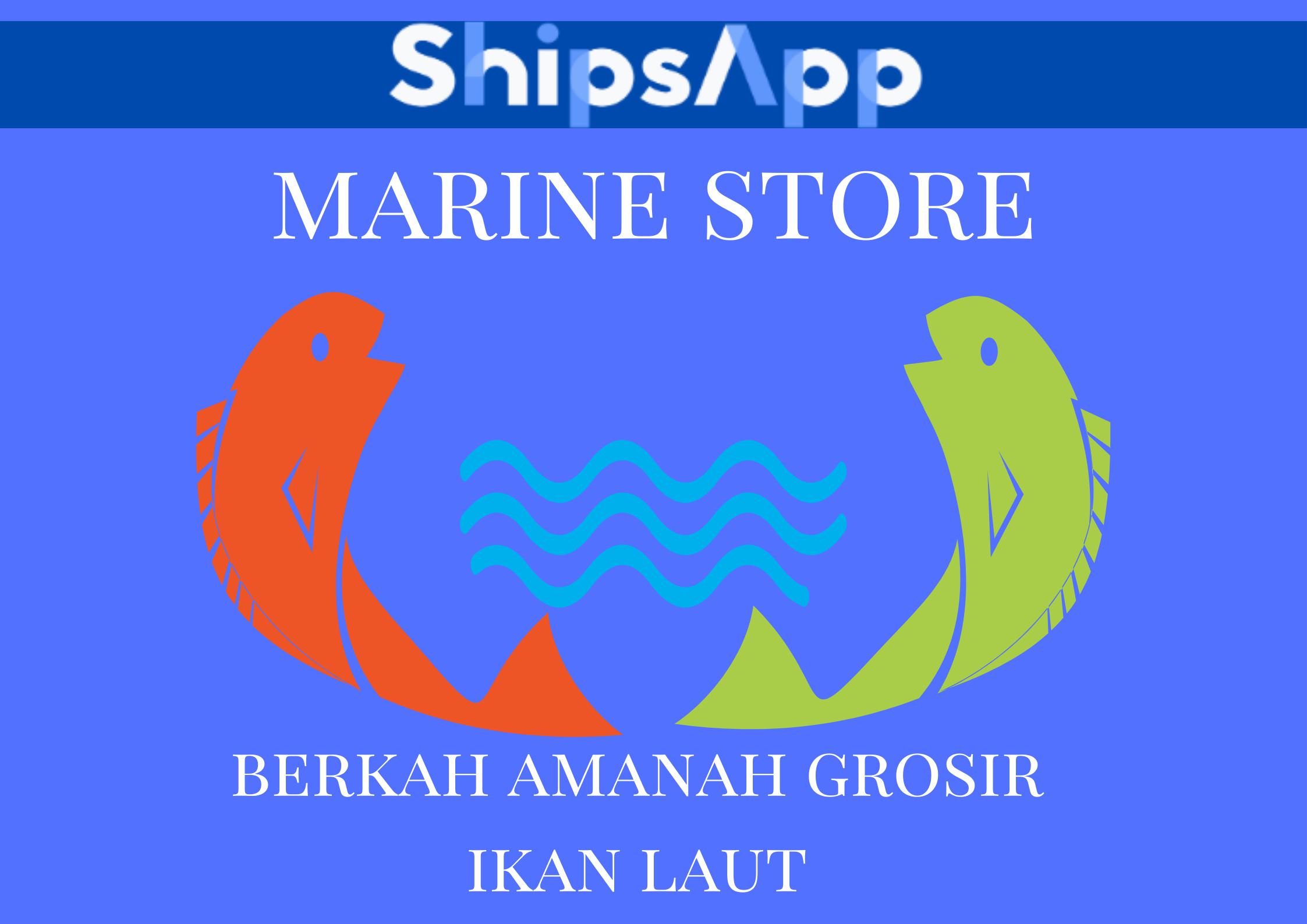 Marine Store Berkah Amanah Grosir Ikan Laut