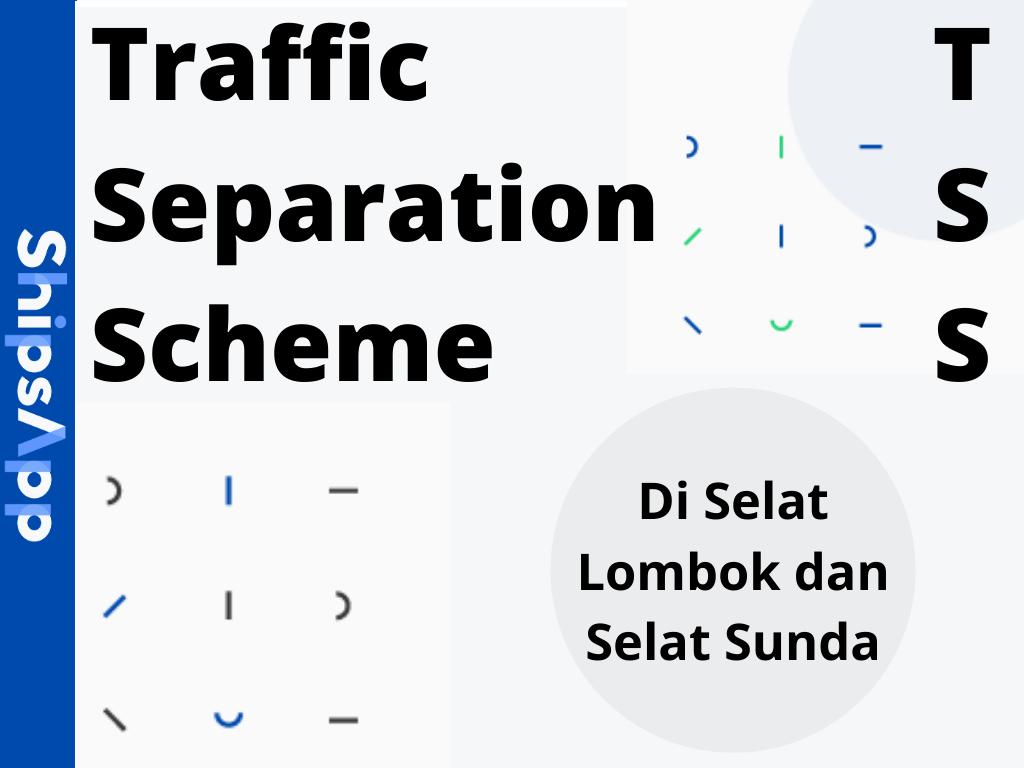 Penetapan TSS di Selat Sunda dan Selat Lombok