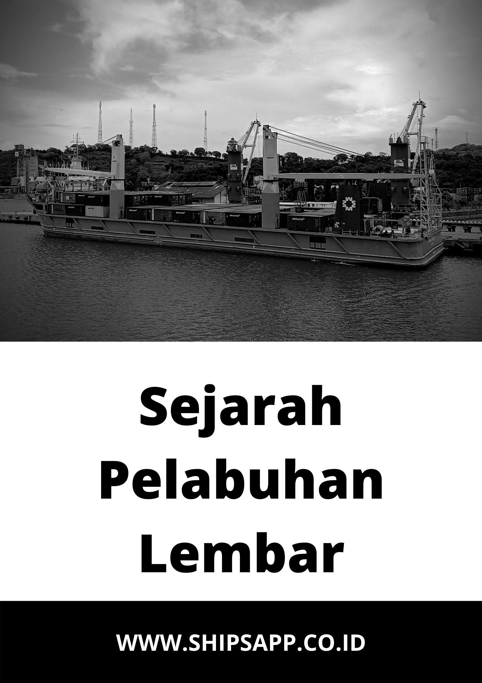 Sejarah Pelabuhan Lembar