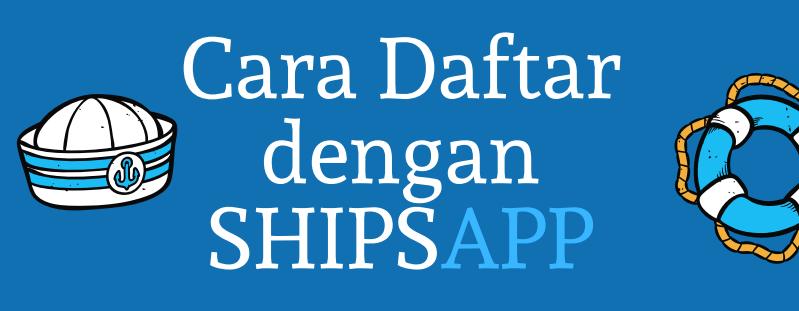 Cara Daftar Customer Shipsapp