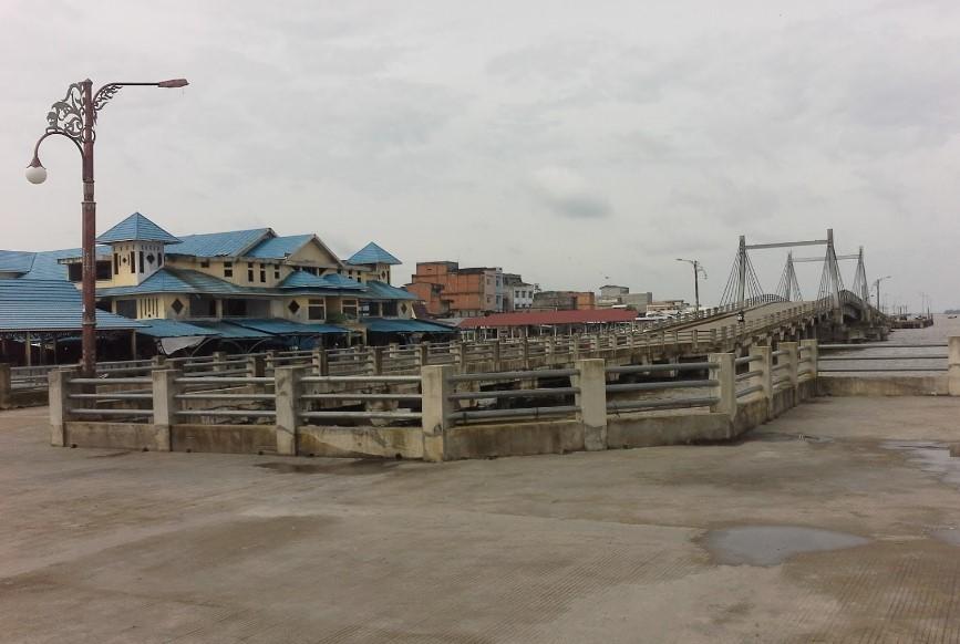 Port Of Kuala Tungkal