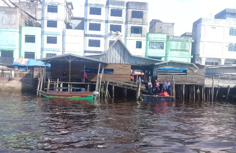 Port Of Sungai Gantung
