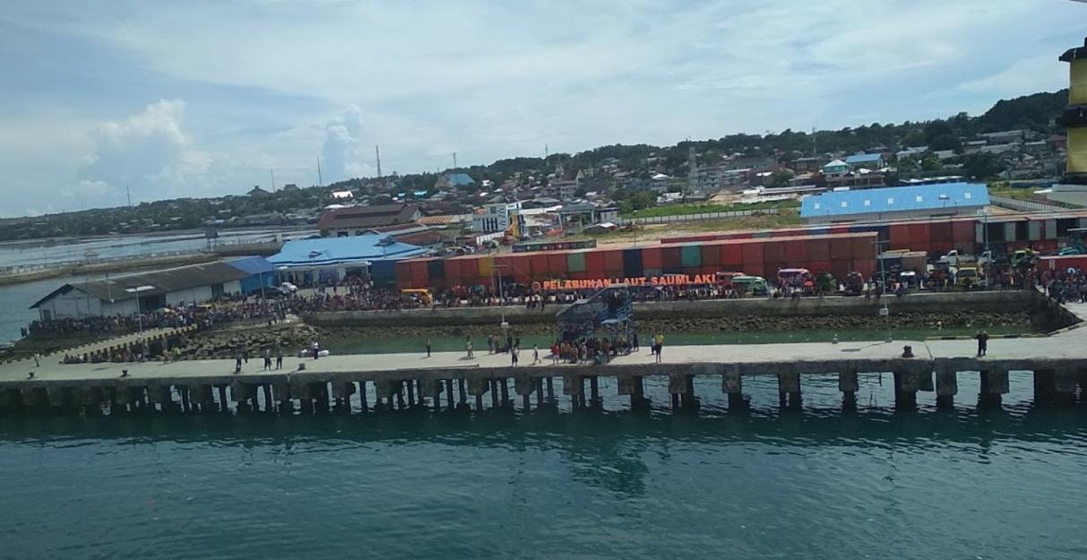 Port Of Saumlaki