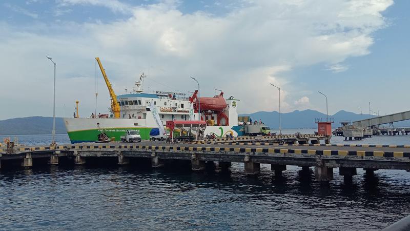 Foto Pelabuhan