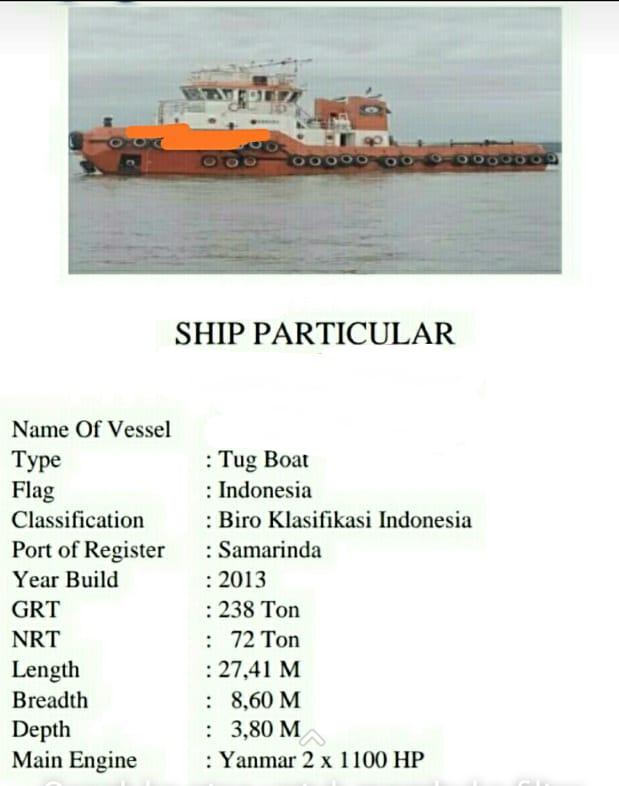 Tugboat, Tahun 2013