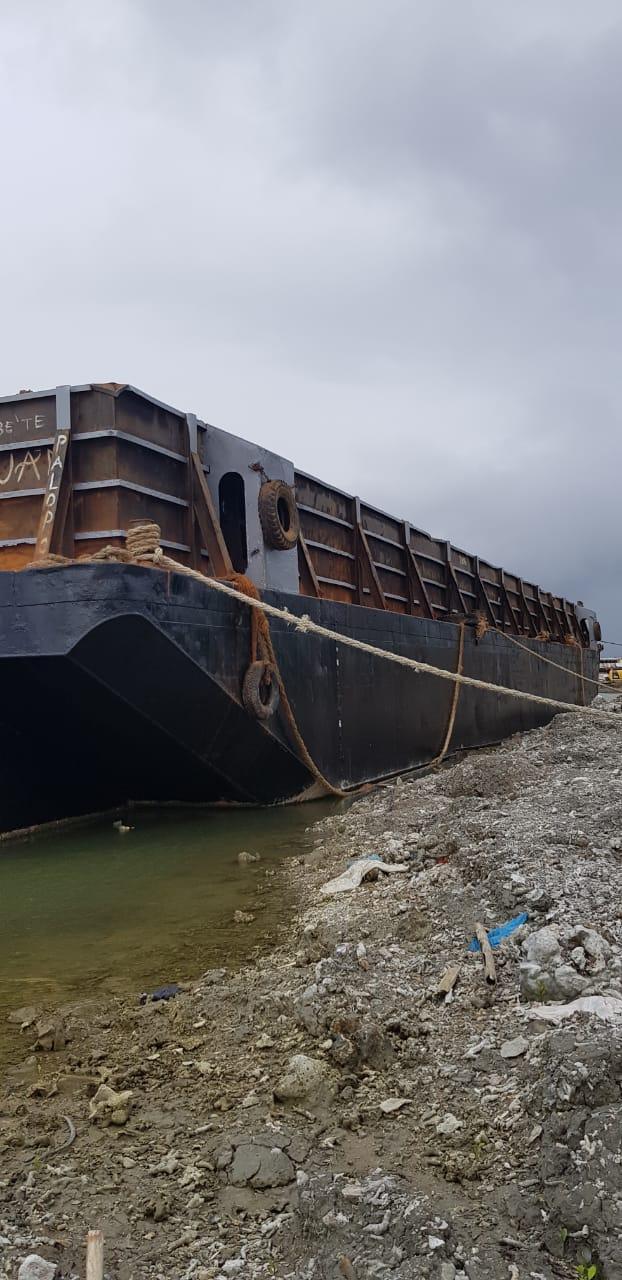 Deck Cargo Barge 180 feet (2011)