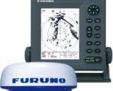 Radar Furuno 1715 Silver LCD 7″