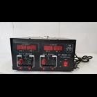 Power Supply Double Output 40W 13.8V & 24V inverter dan konverter