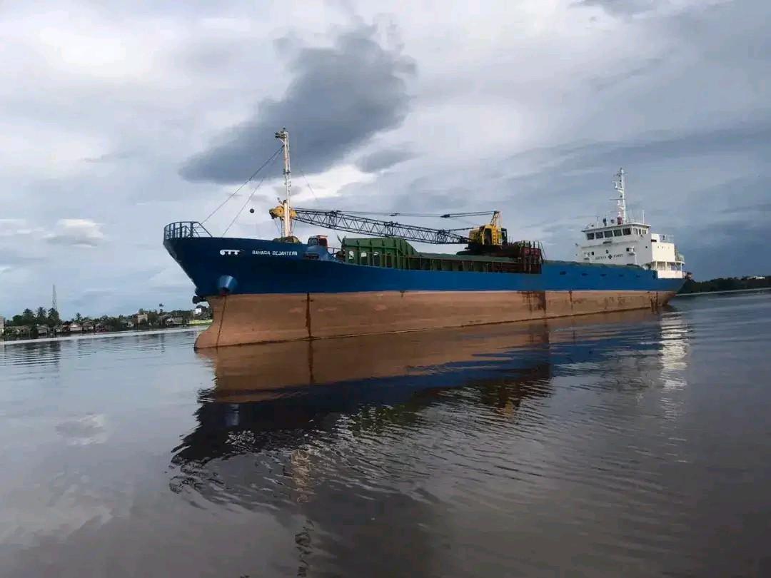 Kapal Cargo 2200 dwt Tahun 1993