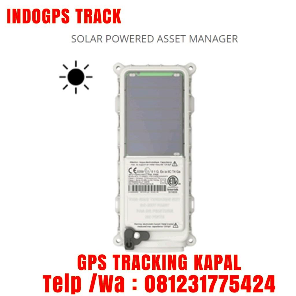 GPS VESSEL TRACKER / GPS TRACKING KAPAL LAUT