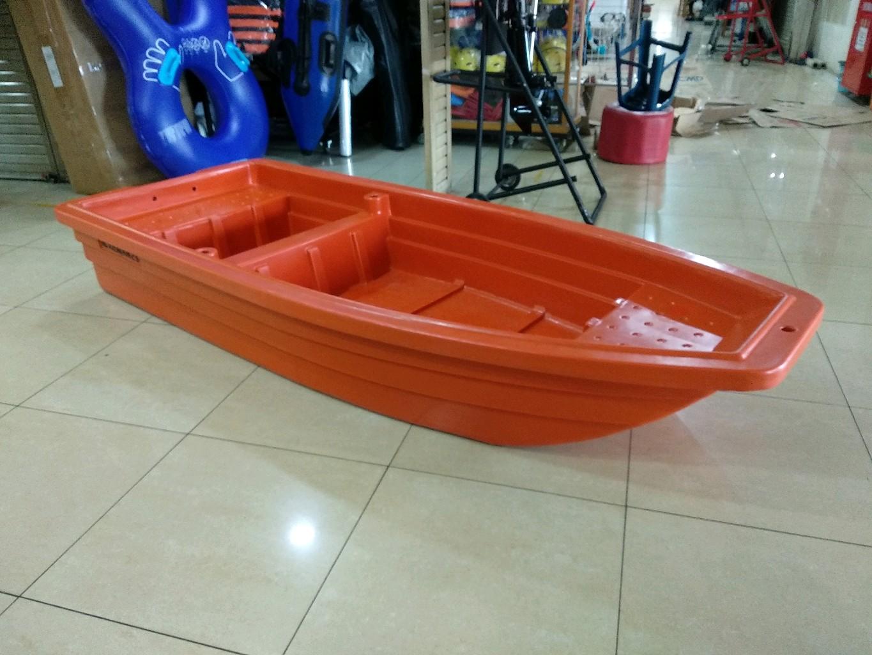 Perahu Sekoci HDPE Anti Bocor