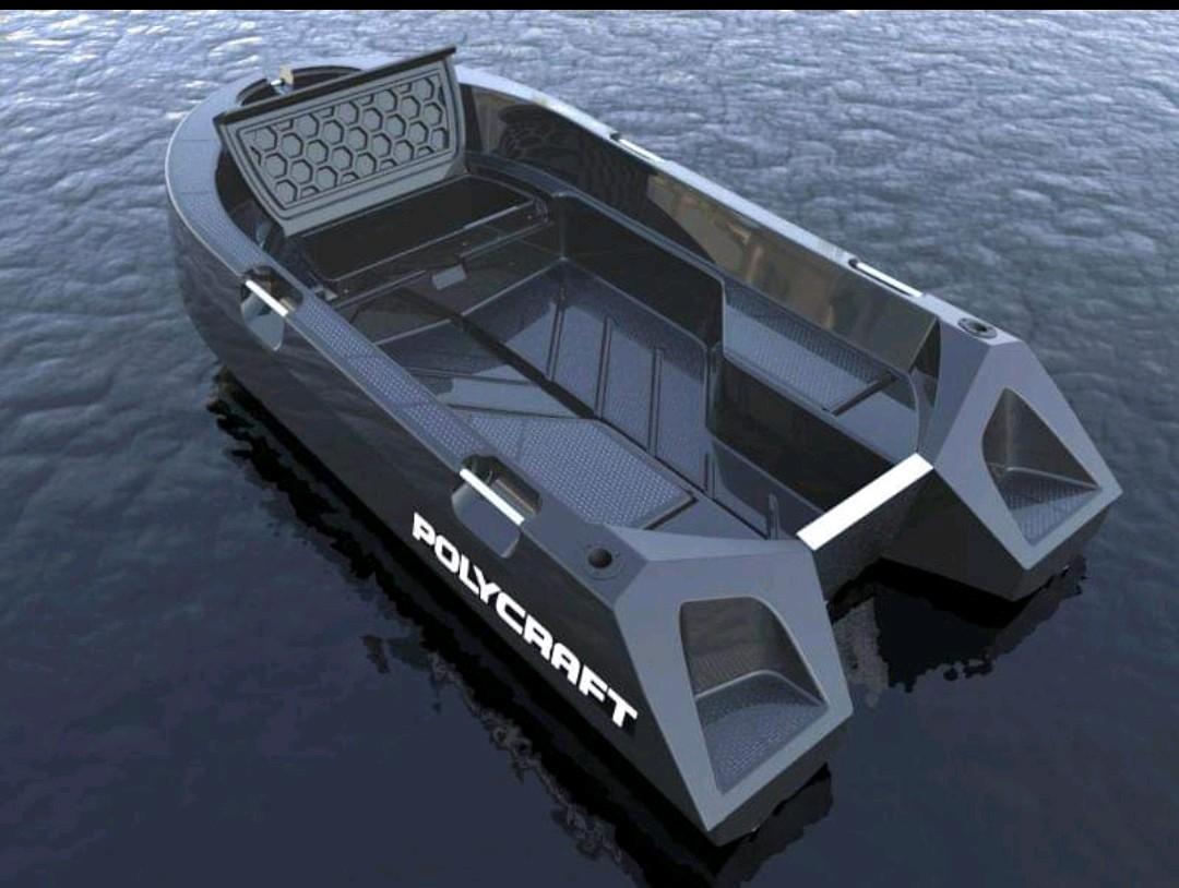 Boat Polycraft Tuffy 300